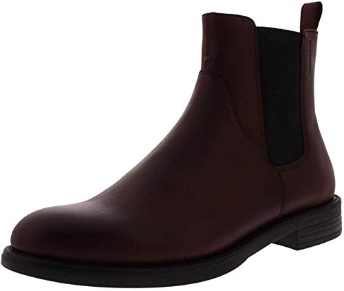 Vagabond Damen Amina Chelsea Boots, Braun (Bordo), 40 EU