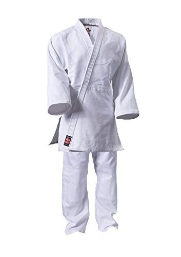 Karateanzug Dojo Line von DANRHO, weiß, 229049, Gr.140