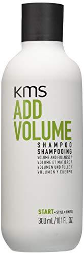 KMS California Addvolume Shampoo, 300 ml 1er Pack(1 x 300 milliliters)