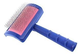 اسعار Show Tech Transgroom Tuffer than Tangles Slicker Brush with Long, Firm Pins