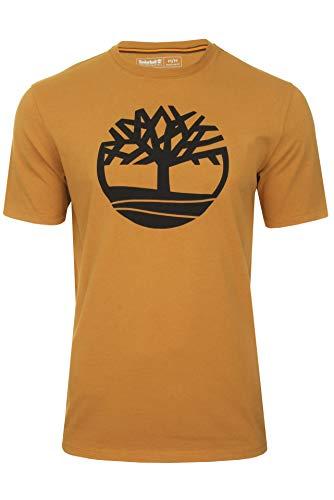 Timberland - T-Shirt - 'Kennebec River Tree Logo' - Girocollo - Uomo