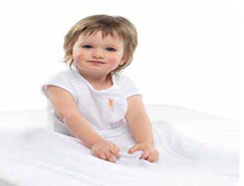 Sábana de seguridad infantil tipo fantasma cama 90-105