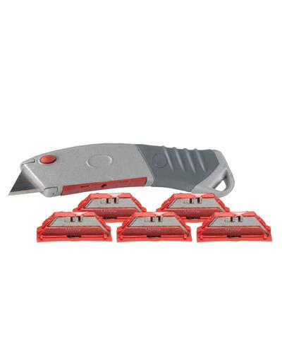 Clauss Speedpak Retractable Utility Knife with 60 Blades