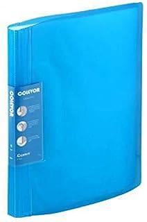 Comix A7597 Colevor Display Book A4, 40 pocket, Blue Colour