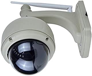 iFormosa 防犯カメラ ドーム型 100万画素 HD 屋外 IP67 防水 夜間撮影 増設可能 モーション感知 無線 遠隔リモート ワイヤレス IF-C33
