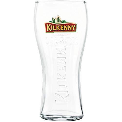 Kilkenny KONTOUR Bier GLÄSER 0.5 Liter 6 STÜCK