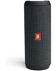 JBL Flip Essential - Draadloze bluetooth speaker, waterbestendig en overal mee naartoe te nemen, in het zwart