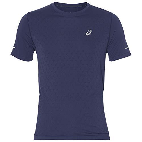 ASICS Gel-Cool SS tee 2011a314-401 Camiseta, Azul (Navy...