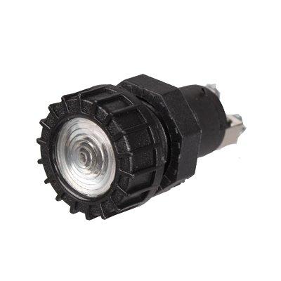 Kontrolleuchte, Kontrolllampe, Warnlampe 12V klar