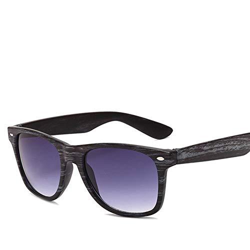 ZYIZEE Gafas de Sol 1 Pieza de Gafas de Madera para Mujer Gafas de Sol Retro de Madera para Hombre Gafas de Sol de bambú Vintage para Mujer Gafas de conducción de Viaje UV400