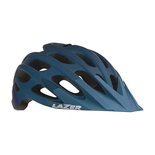 Lazer Fahrradhelm Magma matt (S) für Erwachsene, Unisex, Schwarz (schwarz)