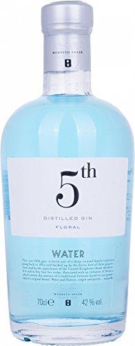 7. Ginebra 5th azul Water