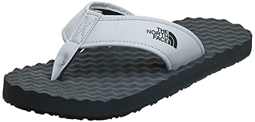 The North Face Mens Base Camp Flip Flop, Walking Shoe Uomo, Micro Chip Grey, 39 EU