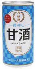 月桂冠 冷やし甘酒 190g×30缶 (1ケース)