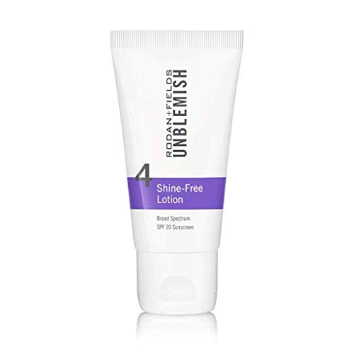 Rodan and Fields Unblemish Oil Control Lotion Review​
