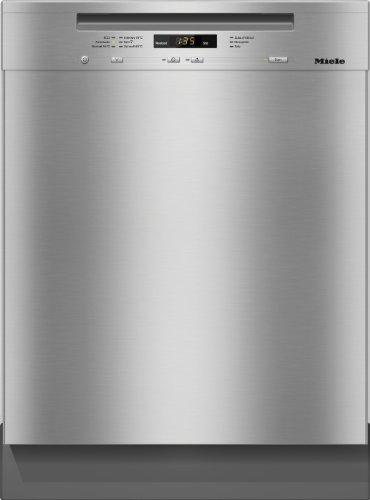 Miele G6100 SCU D ED230 2,1 Geschirrspüler Unterbau / A++ / 266 kWh/Jahr / 2772 Liter/Jahr / 14 MGD / Frischwasserspüler ab 6,5 Liter Wasserverbrauch / Patentierte 3D-Besteckschublade / edelstahl