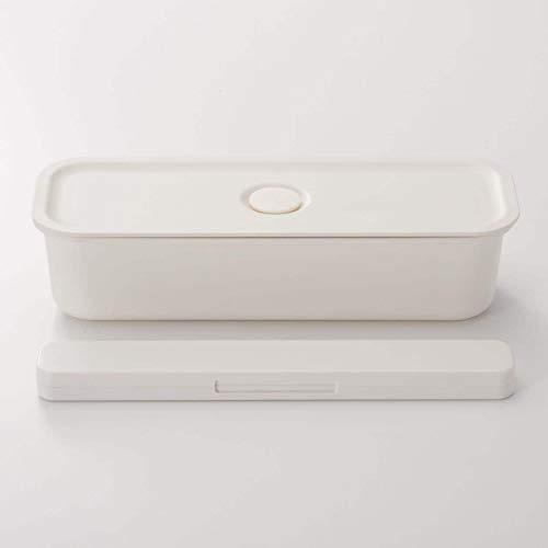 無印良品箸セット・白幅20×奥行3×高さ1.5cm02181208