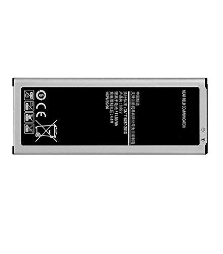 BPX®batterie d'ordinateur portable 3000mah Eb-bn916bbc for Samsung Galaxy Note 4 Sm-910/c Sm-n9100 N9108v N9106w N9109w