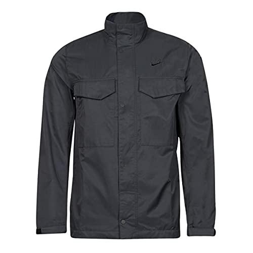 NIKE CZ9922 M NSW SPE WVN UL M65 JKT Jacket Mens Black Black 2XL