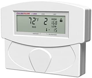 WINLAND ELECTRONICS EA200-12 VDC Win Land Electronics EA200-12 Enviroalert - One to Two Zone Monitoring Console (Allows On...