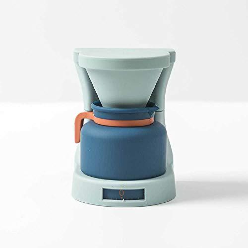 ZXW Timer Countdown Timer, Mechanische Kookwekker, Gebruikt Voor Koken Leerwerktijd Koffiemachine Stijl 22582 Koffie Time-Drip Koffiezetapparaat