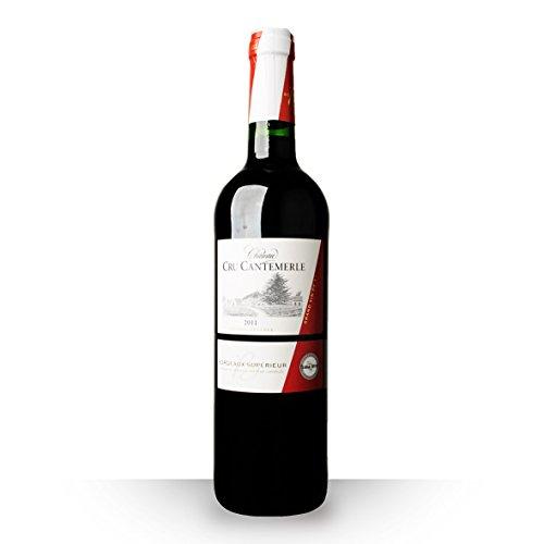Château Cru Cantemerle Grande Réserve 2011 Rouge 75cl AOC Bordeaux Supérieur