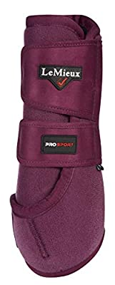 LeMieux Unisex Adults' Prosport Pair Support Boots