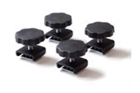 T-moer adapter voor dakkoffers met aluminium drager