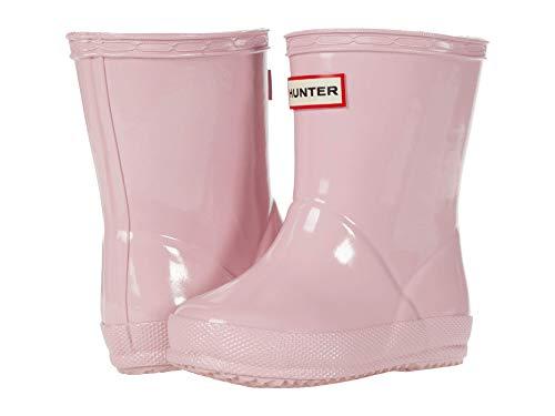 HUNTER Kids First Classic Gloss, Zapatos para Lluvia, Foxglove, 29 EU