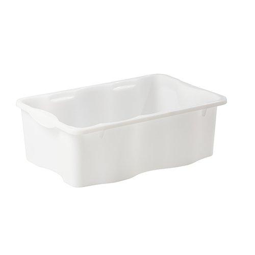 Multibox Transportbehälter Lagerbehälter Transportkiste Kunststoffkiste Lebensmittelecht 600x400x200