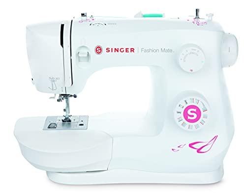 Máquina de Costura Singer, Fashion Mate 3333, Mecânica, 127V