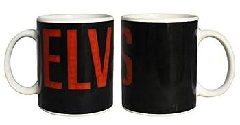 Elvis Presley 12 Oz Image Changing Color Changing Mug