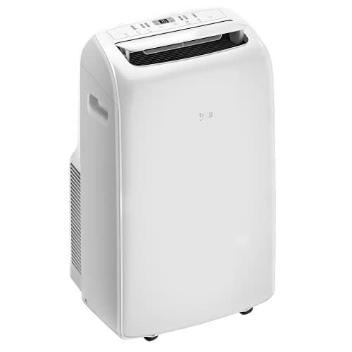 GRUNDIG Aire acondicionado portátil BEKO BA312C 12.000 BTU capacidad de refrigeración, color blanco