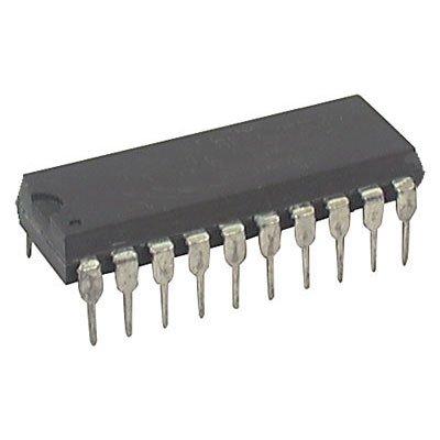 Texas Instruments sn74ls541N Buffer/Line Driver, non-inverting, 3-state, 4,75V bis 5,25V, dip-20, 1