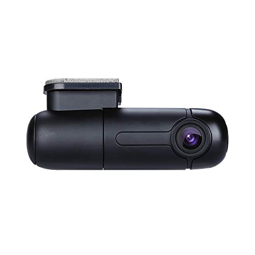 Blueskysea B1W WiFi Mini Dash Cam Car Camera Vehicle Video Driving Recorder 360 Degree Rotatable Lens 1080p 30fps G-Sensor Loop Recording (B1W)