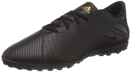 adidas Nemeziz 19.4 TF, Soccer Shoe Uomo, Cblack Cblack Utiblk, 42 EU