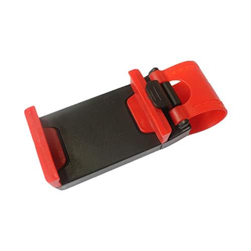 lizeyu 1PC Autotelefonständer Auto Lenkrad Innenzubehör.