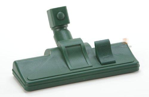 DREHFLEX - umschaltbare Bodendüse für Vorwerk mit Rad/mit Wappenanschluss/passend für Kobold 118, 119, 120, 121, 122 und Tiger 250, 252 - alternativ