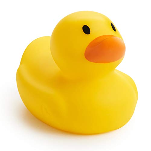Munchkin White Hot Safety Rubber Bath Duck Toy