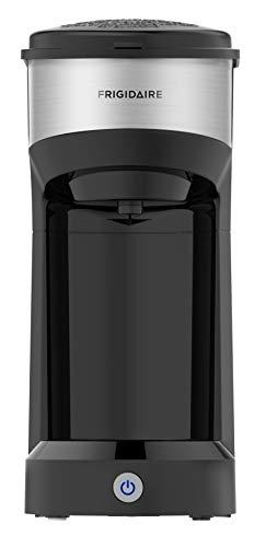 Frigidaire ECMK103 Retro Single Serve Maker, Brewer for K-Cup Pod & Ground...