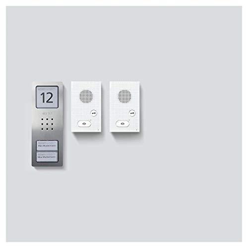 Siedle&Söhne Audio-Set Set CAB 850-2 E/W Siedle Basic In-Home-Bus Türsprech-Set 4056138008940