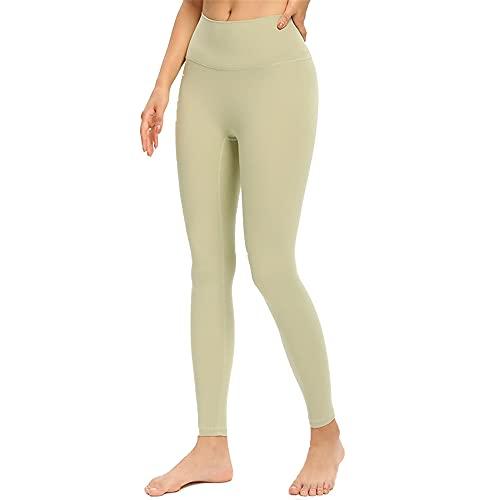 N\P Medias deportivas de mujer desnuda de cintura alta