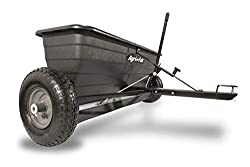 Best 170 Pound Tow-Behind Grass Seed Spreader