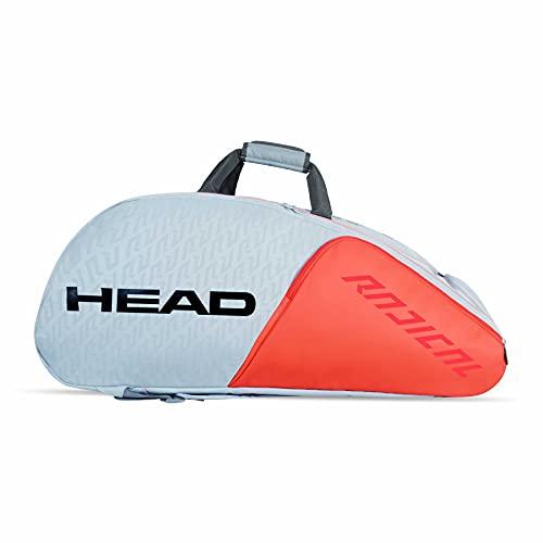 HEAD Radical 12R Monstercombi Tennis Racquet Bag – 12 Racket Tennis Equipment Duffle Bag