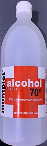 Montplet Alcohol 70º 1000 ml