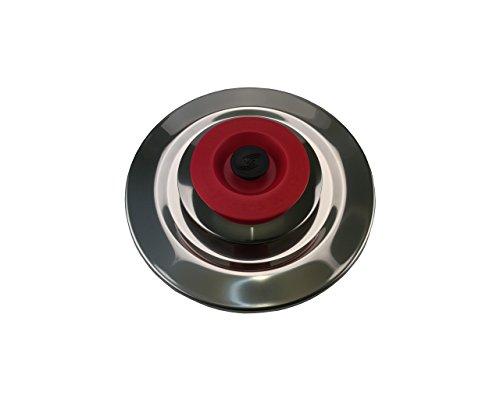 MAGIC COOKER Coperchio Tondo 31 cm - Rosso