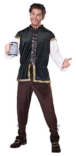 Tavern Man Costume Medium