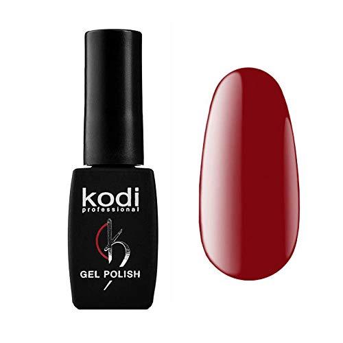 Kodi Professional R Red Nagellack Nr. 20, 12 ml, Soak Off LED