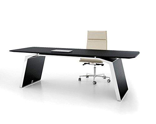 Bralco Design Schreibtisch Metar, Luxus Büromöbel, Chefschreibtisch, Chefbüro, Italienische Designermöbel