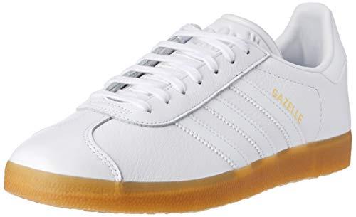 adidas Herren Gazelle Sneaker, Weiß (White Bd7479), 44 EU
